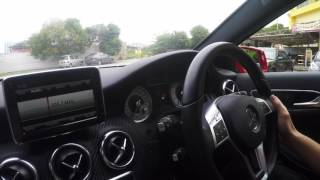 mercedes benz a180 jdm conversion to malaysian frequency bandwidth