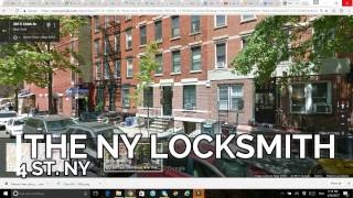 The NY Locksmith project- Cameras and Aiphone Intercom in a Manhattan building