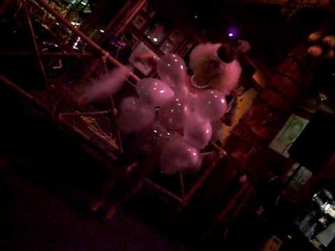 Happy Birthday Burlesque With Balloons Youtube