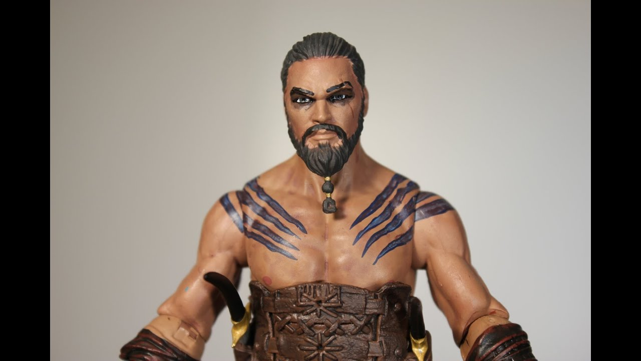 """Funko Game of Thrones Legacy Collection Khal Drogo 6/"""" Action Figure Series 2"""