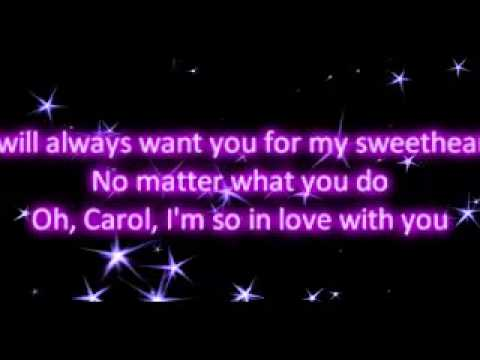 Oh Carol Lyrics