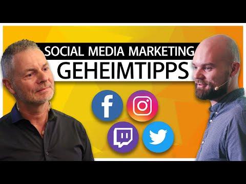 Social Media Marketing Geheimtipps