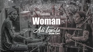 Tony Q Rastafara - Woman (Drum Cam)