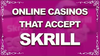 Online Casinos That Accept Skrill (Top 5 Sites for USA)