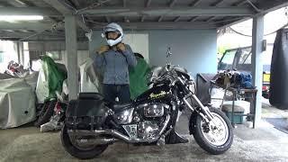 SUZUKIデスペラード400X参考動画:まだ走る!