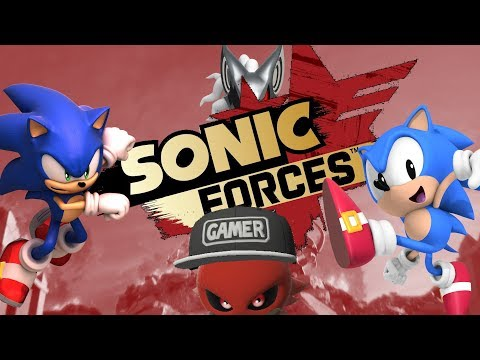 Playing Sonic Forces: Boost too Thin? (Analysis/Review)