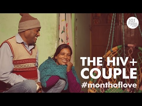 The HIV+ COUPLE | Unique Stories from India