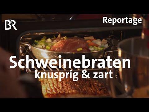 Schweinebraten - So Knusprig, So Zart  Kochen Mit Dem Schmidt Max | Freizeit | BR