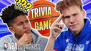 NBA Lie Detector Challenge w/ Kris London & Jesser