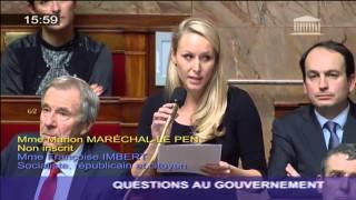 Terrorisme et délinquance : ma question à Madame Taubira.