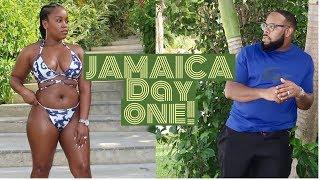 OCHO RIOS JAMAICA DAY 1 VLOGSANDALS OCHI BEACH