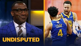 Steph Curry should be the 'overwhelming favorite' for Finals MVP — Shannon Sharpe   NBA   UNDISPUTED