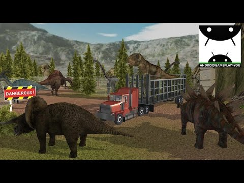 angry-dinosaur-zoo-transport-2-android-gameplay-trailer-(by-trimcogames)