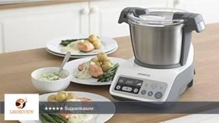 Kuchenmaschine Mit Kochfunktion