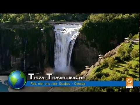 Tisza-Travelling stelt voor - Quebec (Canada)