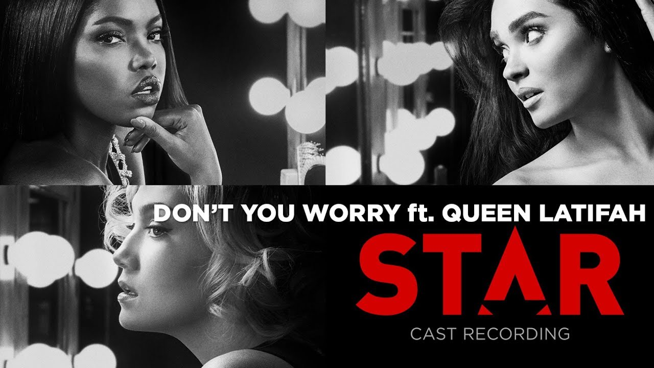 """Don't You Worry"" ft. Queen Latifah (Official Audio) 