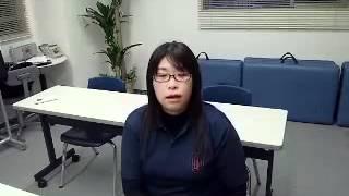 マッサージスクール日本ボディーケア学院東京校の松本美知子さんに、講...