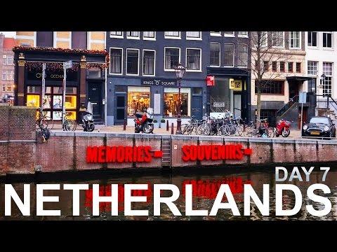 Travel Vlog || Netherlands 7: Amsterdam, Rijksmuseum, Albert Cuyp Markt [24]
