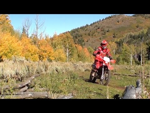 Hardscrabble Mtn - Eagle County, CO dirtbike tour of some local trails