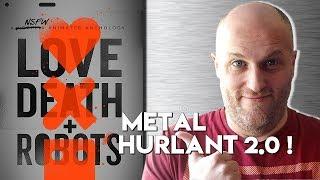 LOVE DEATH AND ROBOTS - Critique !