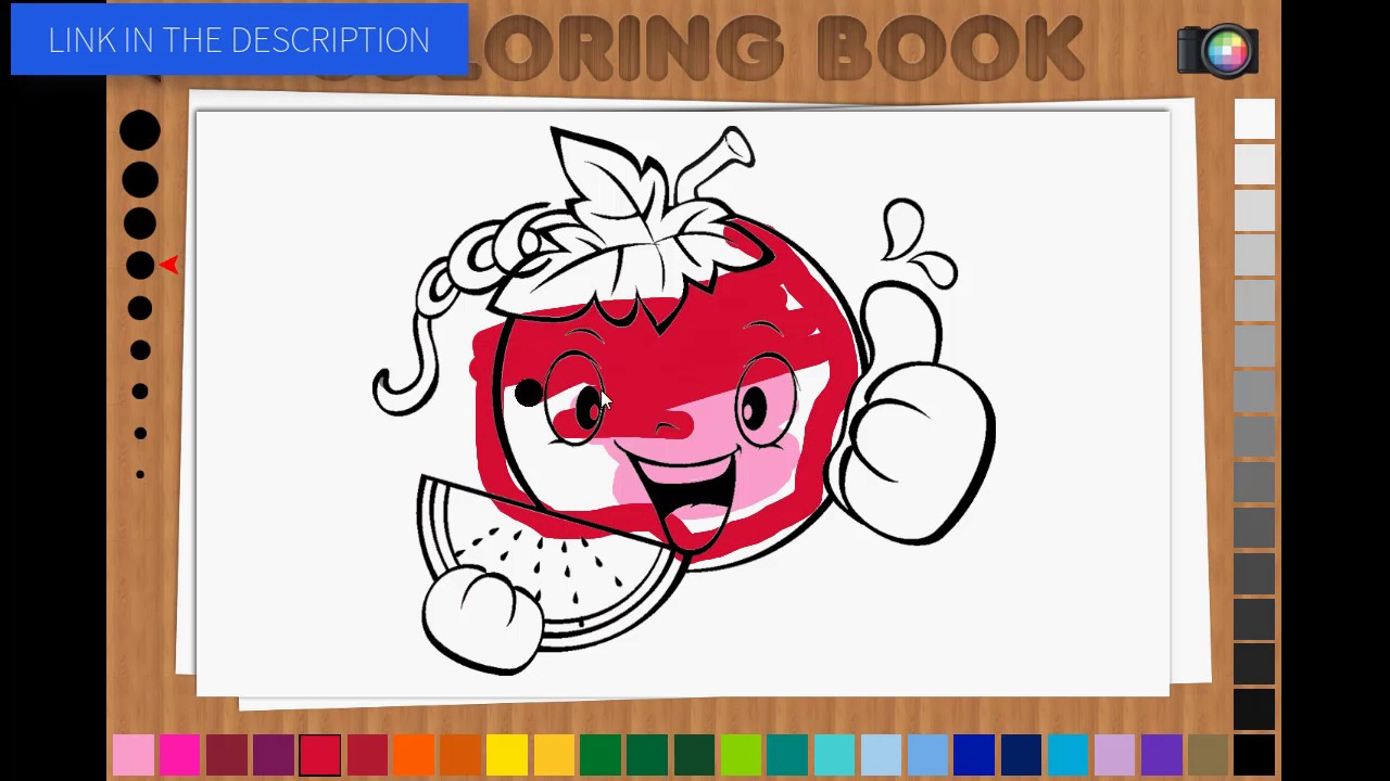 Free Construct2 Template Coloring Book 48 Pages CAPX