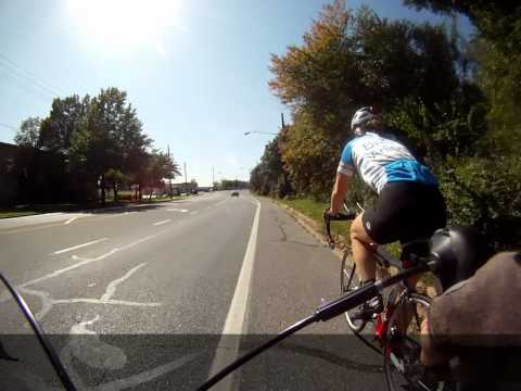 Getting from Greenbelt to College Park (University of Maryland) by bike