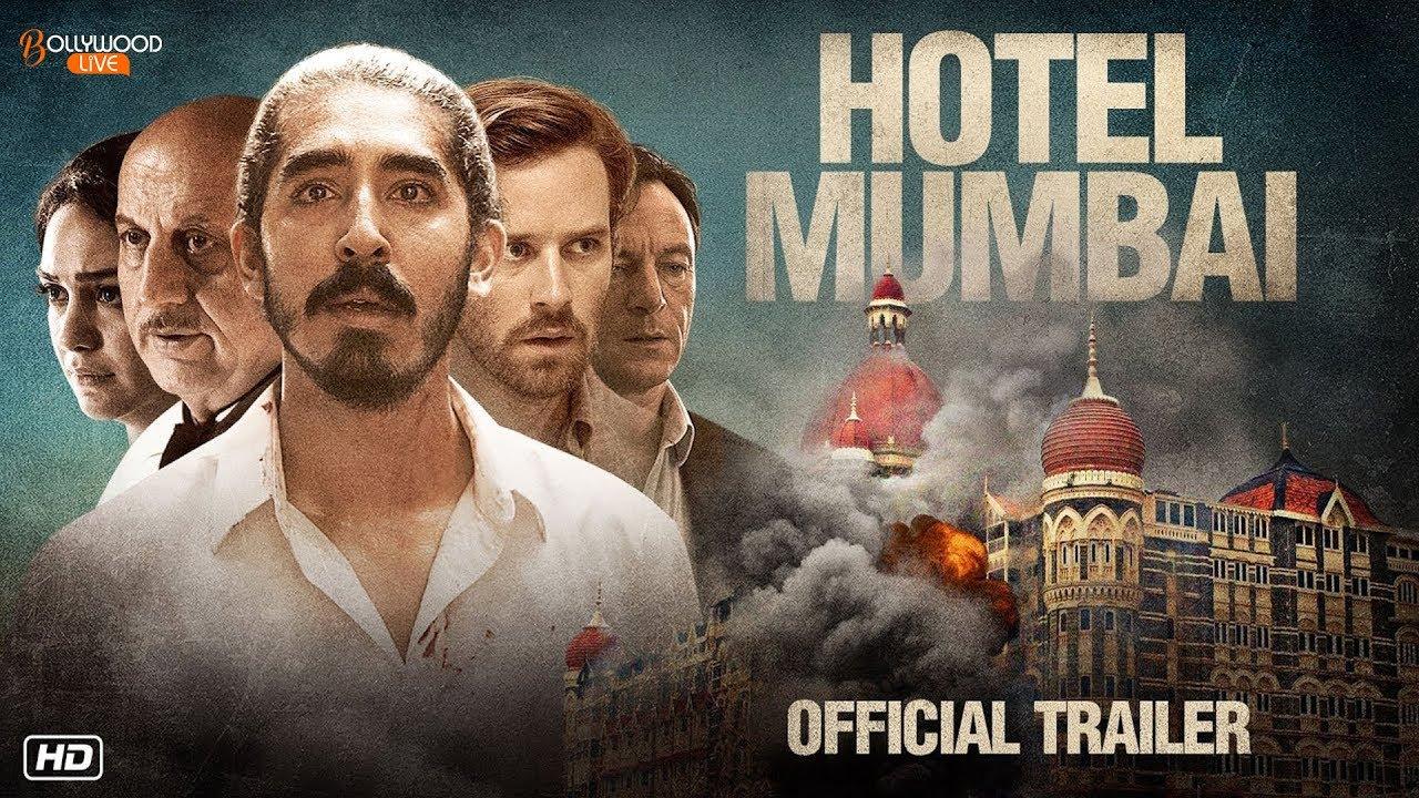 Download Hotel Mumbai | Official Trailer | Dev Patel | Anupam Kher | Anthony Maras | Bollywood Live
