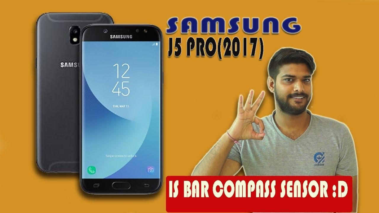 Samsung J5 Pro(2017) Launched - Is Baar Compass ki Baari!!