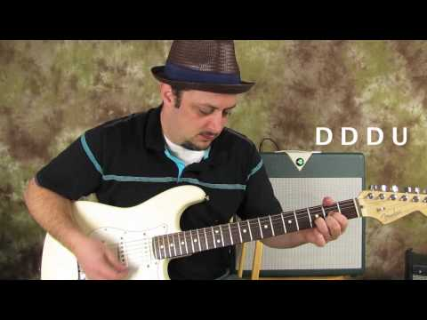 U2 - With or Without You - Easy Beginner Guitar Song Lesson With Some Delay Ideas