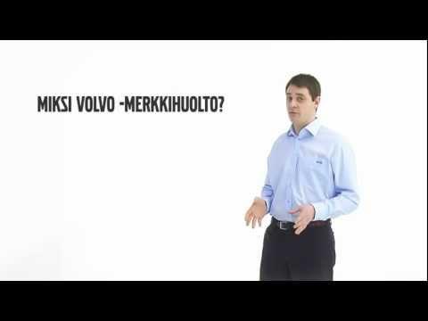Volvo Service 2.0 esittely