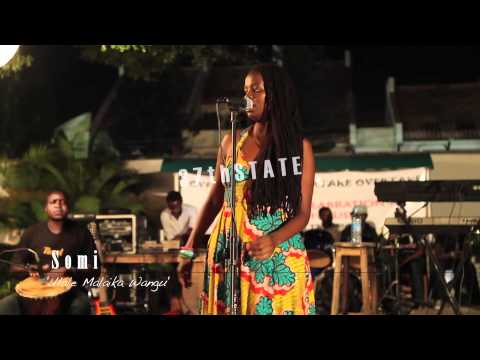 SULTRY AFRICAN JAZZ SINGER SOMI LIVE PERFORMANCE@ THE LIFEHO