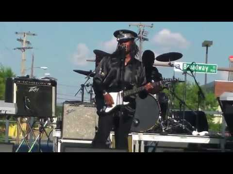 Purple Rain  Fire - Billy Jones Band  Juneteenth Festival