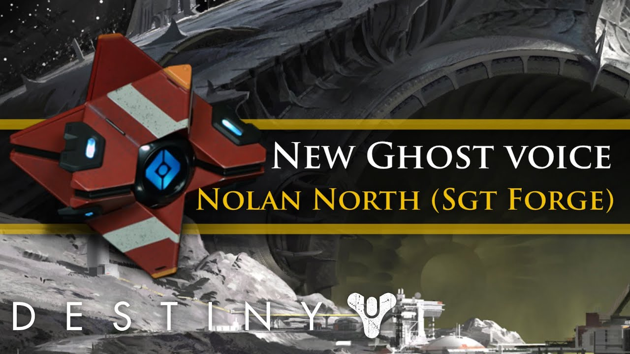Image result for nolan north ghost