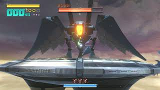 Star Fox Zero - The Extra Stages - Dangerous Skies - Version Two.