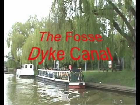 Colvic terrorises the Fosse Dyke canal.
