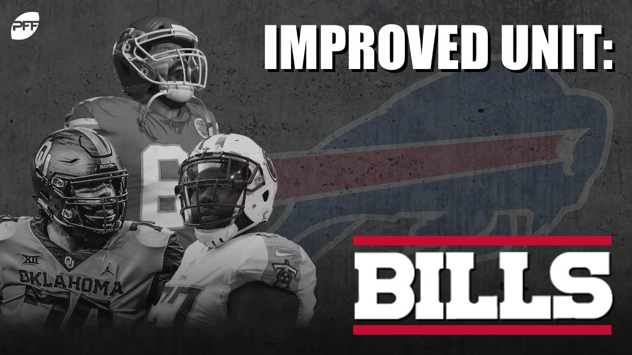 Improved Units: Buffalo Bills Offensive Line | PFF