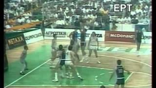 ΝΙΚΟΣ ΓΚΑΛΗΣ ΕΝΑΝΤΙΟΝ ΟΛΩΝ (EUROBASKET 1987)