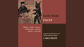 Faust Act 1 Allons Amis Wagner Méphistophélès Chorus