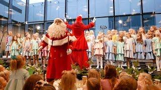 Laulupesa jõulukontsert 16.12.2018 ERMis
