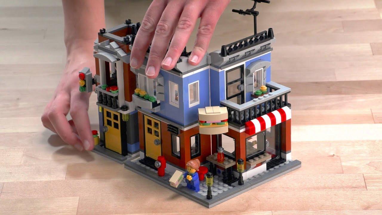 LEGO Creator Shop 31050