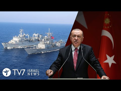Greek Navy Prepares For Turkish Attack; Israel-Sudan To Normalize Relations-TV7 Israel News 22.10.20
