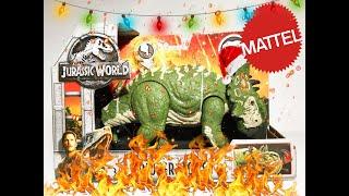 Jurassic World: Fallen Kingdom Sinoceratops Roarivore Review-Killershrewfan's 12 Days of Reviews