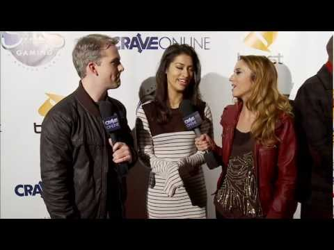 Janina Gavankar - CraveOnline Exclusive Interview