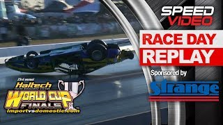"""Carlos Montano flips the """"Pepeloco"""" car in Outlaw vs Extreme E2"""