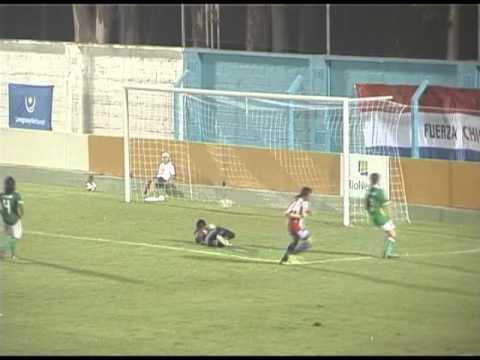 Sudamericano Sub 20 Femenino: Bolivia 0 - 5 Paraguay