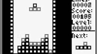 Classic Tetris - TI-84 Plus, TI-83 Plus - Graphing Calculator Games