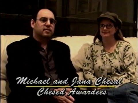 A Tribute to Mr. and Mrs. Michael Chesal - 18th Annual Dinner