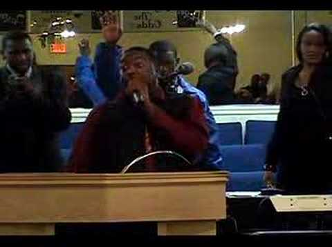 Pastor Michael Fisher Sermon (On The Piano)
