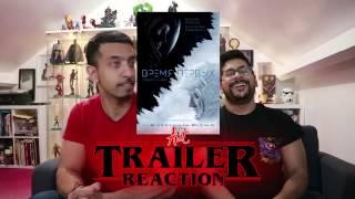 Время первых (2017) Трейлер HD REACTION