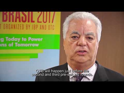 OTC Brasil 2017: Attracting the biggest names in the service industry.